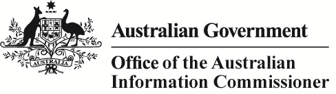 Company logo for Office of the Australian Information Commissioner